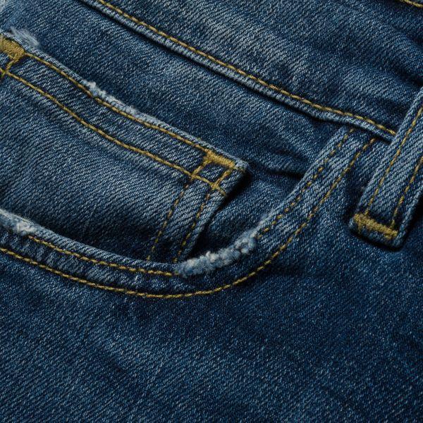Carhartt WIP Herren Jeans Riot Pant  - Blue  2