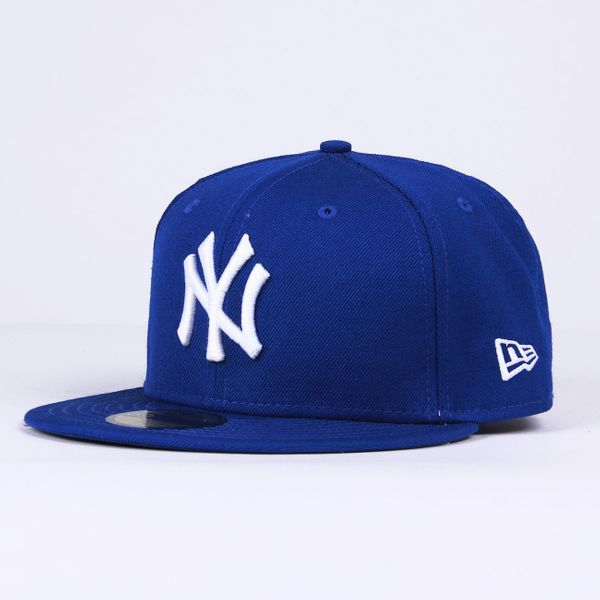 New Era Herren Cap MLB BASIC NEYYAN - ROY/WHI 1