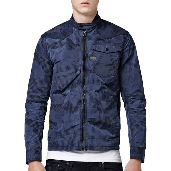 G-Star Herren Jacke crot cam zip ls Shirts longsleeve  sulphur  83665D.6216.2438  1