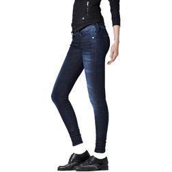 G-Star Damen Jeans mdg sc l.w. skn Slim Fit  dk aged  60819.6133.89  1