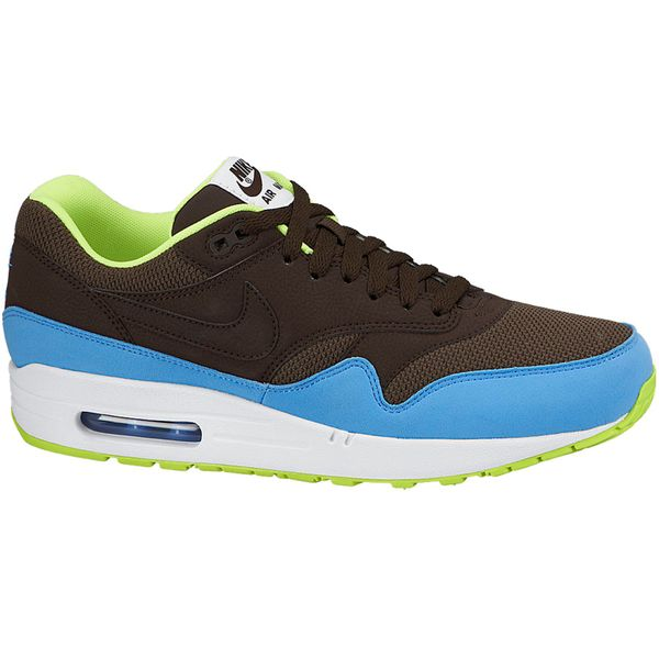 Nike Herren Sneaker Air Max 1 Essential  - BRQ BROWN/UNVRSTY BL 1