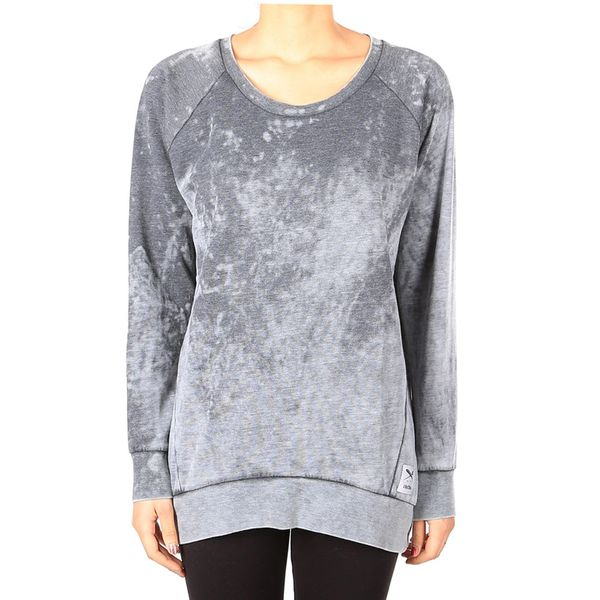 Iriedaily Damen Pullover Jazzie Vintage - Coal Wash 2