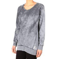 Iriedaily Damen Pullover Jazzie Vintage - Coal Wash 1