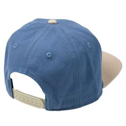 Cleptomanicx Cap Badgar  - Blue 2