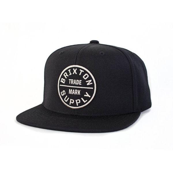 Brixton Herren Cap OATH 3 - black
