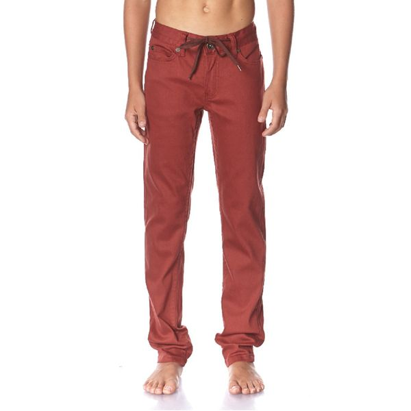 Element Kinder Hose Owen Boy  - Russet 1