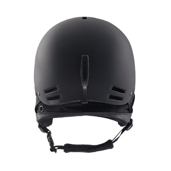 Anon Herren Herren Snowboard- und Freeski-Helm Raider  - Black EU 2