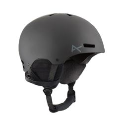 Anon Herren Herren Snowboard- und Freeski-Helm Raider  - Black EU 1