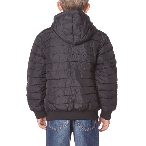 Billabong Kinder Jacke Revert Kids Reversible  - Black 2