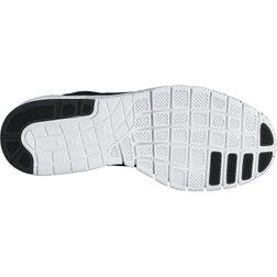 Nike SB Herren Sneaker Stefan Janoski Max Leather - BLACK/WHITE  2