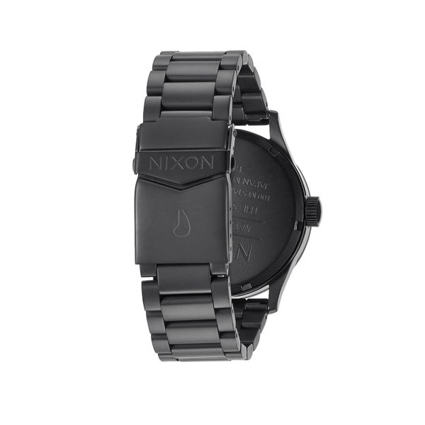 Nixon Herren Uhr Sentry SS - All Black  3