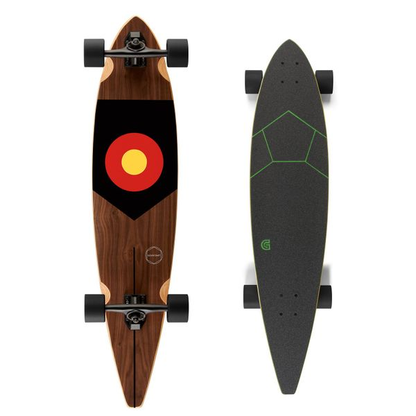 Goldcoast Longboard Pintail Goal - germany 1