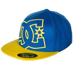DC Herren Cap Ya Heard  - Nautical Blue 1