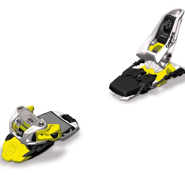 Marker Herren Squire 11 Skibindings Z 10-12  white black yellow  1921103