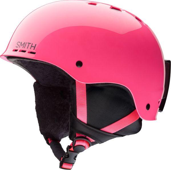 Smith Boys Holt JUNIOR Helmets  Shocking Pink  3001200770