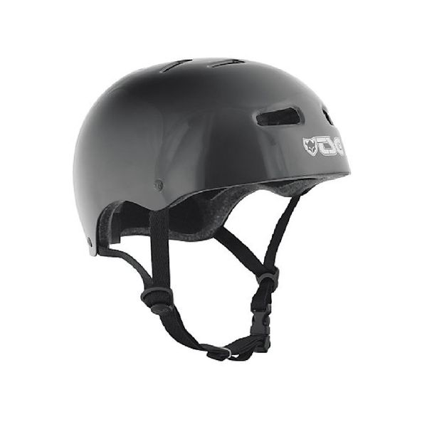 TSG Skateboardhelm/ BMX Helm Skate/BMX  - Injected Black
