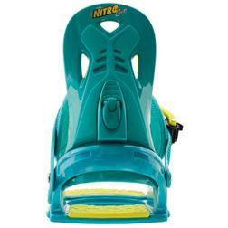 Nitro Kinder CHARGER Softbindings  BLUE  836277  2