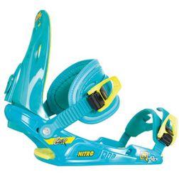 Nitro Kinder CHARGER Softbindings  BLUE  836277  1
