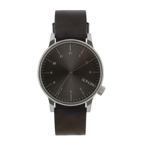 Komono Herren Uhr WINSTON REGAL - BLACK  1