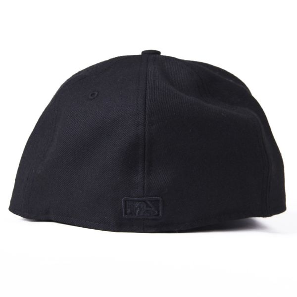 New Era Herren Cap BLACK ON BLACK NEYYAN  2