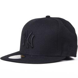 New Era Herren Cap BLACK ON BLACK NEYYAN  1