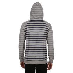Iriedaily Herren Pullover Backside Hoody - Grey-Melange 2
