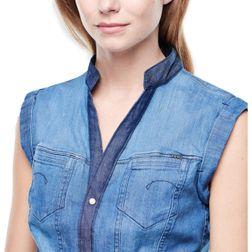 G-Star Damen Hemd mdg dmnt sl sls Shirts longsleeve  medium aged  93618E.6779.071  4