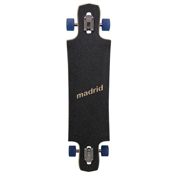 Madrid Longboard Maniac Drop Thru - black 2