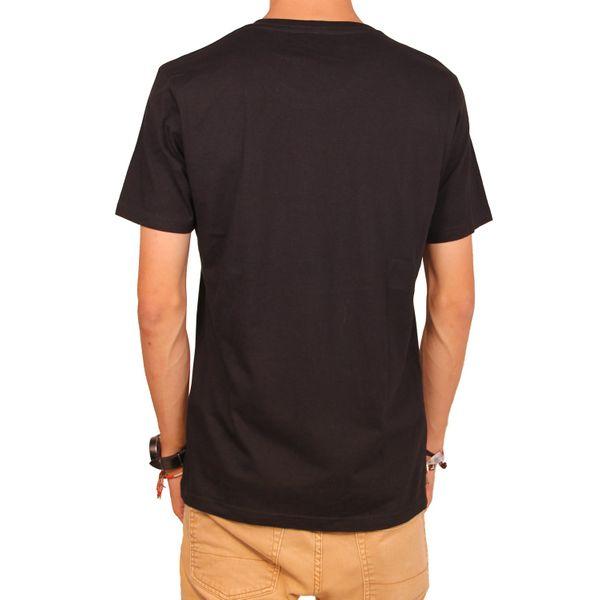 Epoxy Herren Organic Logo T-Shirt  - Black 2