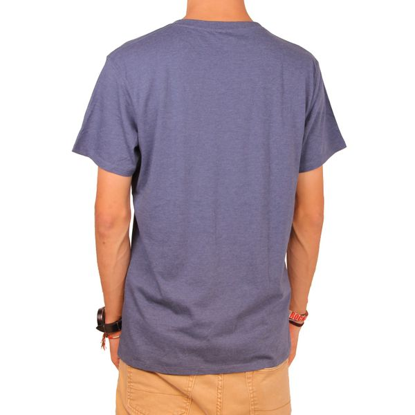 Epoxy Herren Logo T-Shirt  - Heather Blue 2