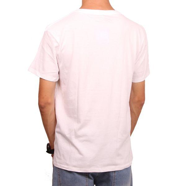 Epoxy Herren Logo T-Shirt  - White 2