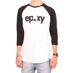 Epoxy Herren T-Shirt 3/4 Logo Raglan  1