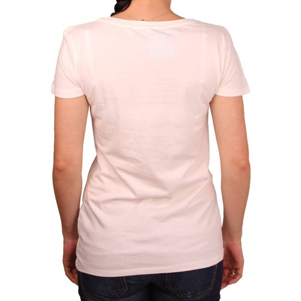 Epoxy Damen Logo WMS T-Shirt  - Natural 2