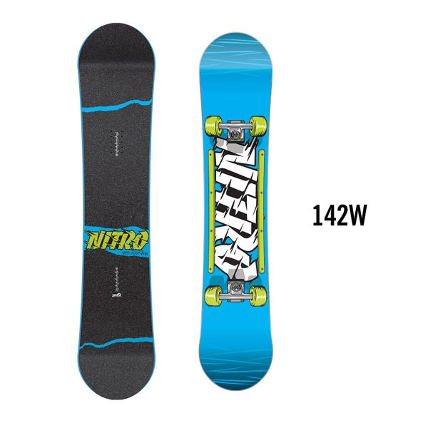 Nitro Kinder Freestyleboard Ripper Wide'16  1