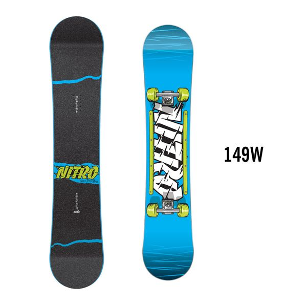 Nitro Kinder Freestyleboard Ripper Wide'16  3