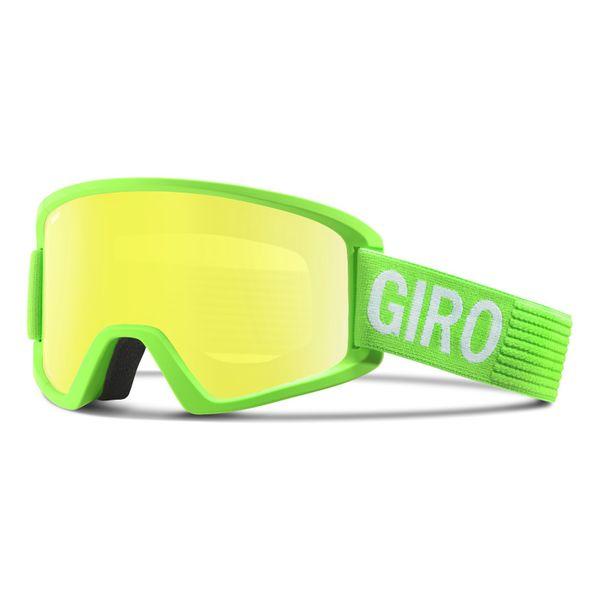 Giro Herren Snowboardbrille SEMI - bright green monoton
