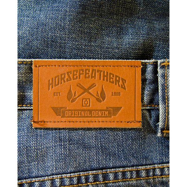 Horsefeathers  Jeans GARAGE DENIM PANTS   - dark blue  4