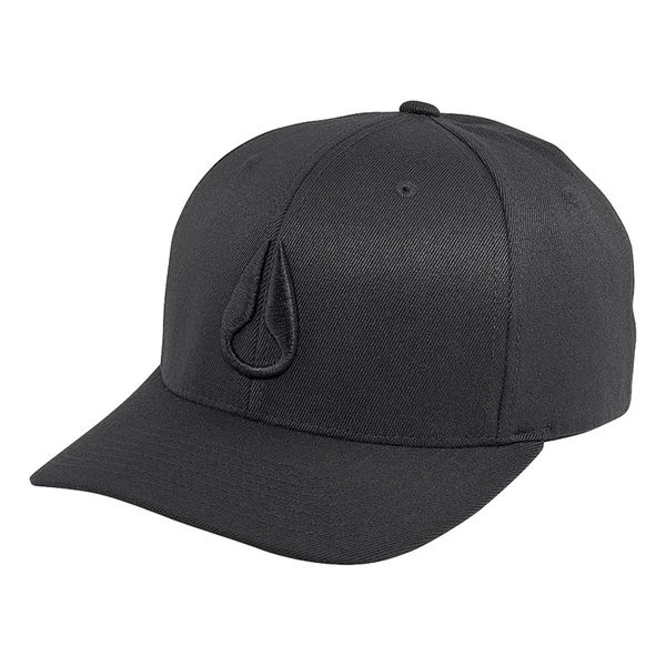 Nixon Herren Cap Deep Down FF Athletic Fit