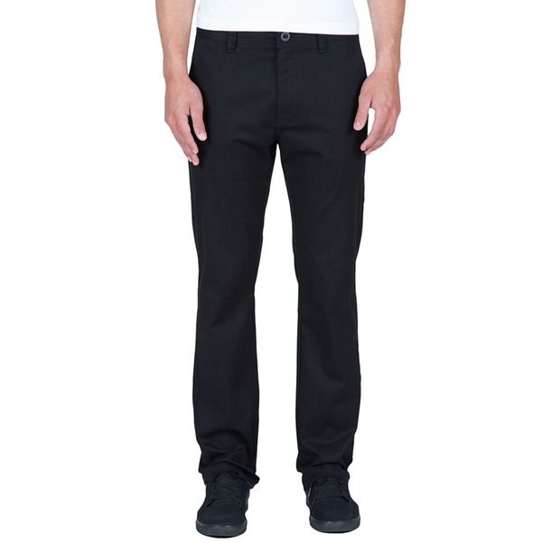 Volcom Herren Jeans FRICKIN MODERN STRET - BLACK  1