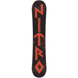 NITRO Herren Freestyle Snowboard VIKING ONE-OFF Gjermund Torg - BOARD  2
