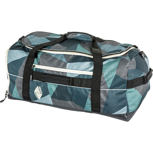 NITRO Herren Rucksack TEAM DUFFLE BAG - FRAGMENTS GREEN