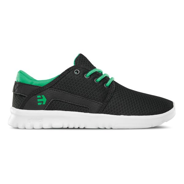 Etnies Kinder Sneaker KIDS SCOUT - BLACK/GREEN
