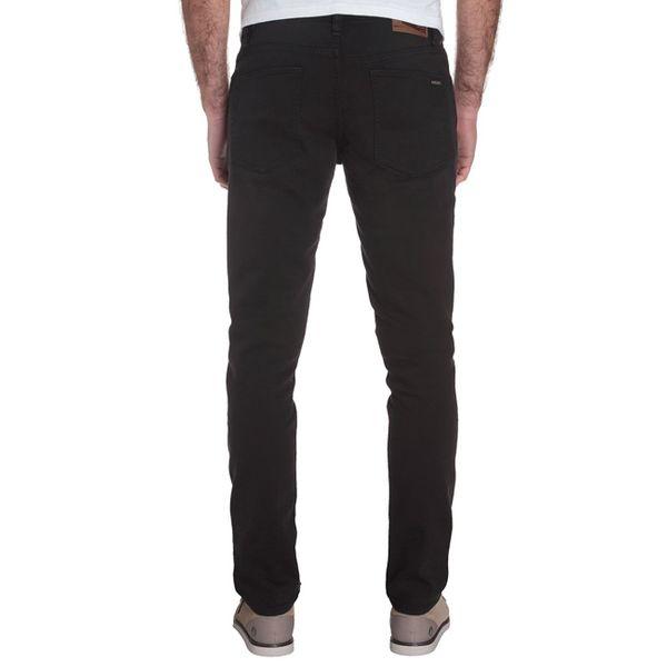 Volcom Herren Jeans 2X4 DENIM - INK BLACK  2