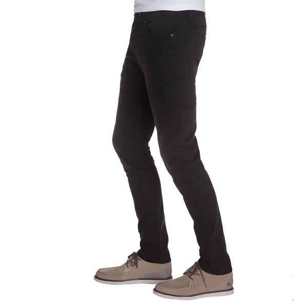 Volcom Herren Jeans 2X4 DENIM - INK BLACK  3