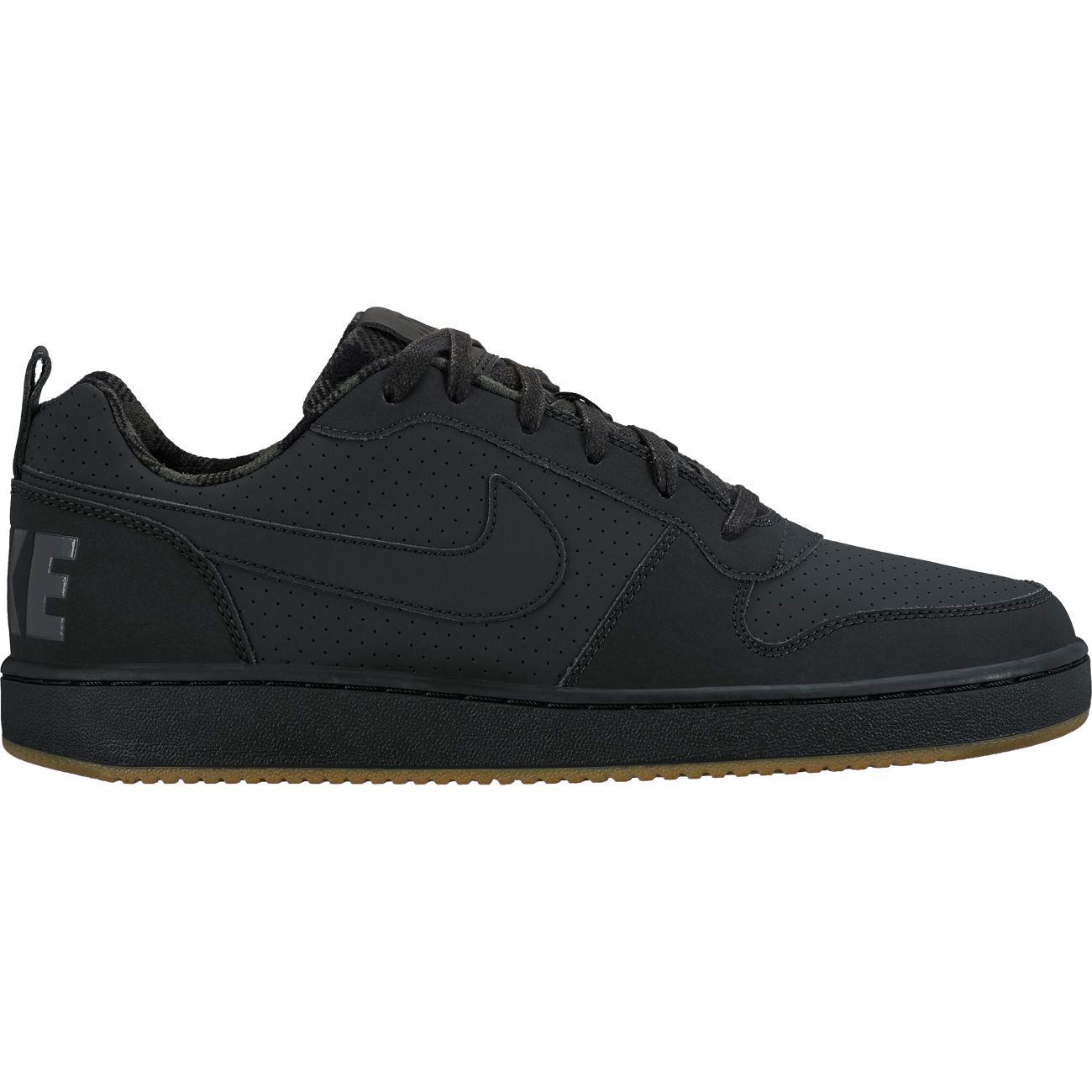 Nike Herren Sneaker Court Borough Low BLACKBLACK ANTHRACI