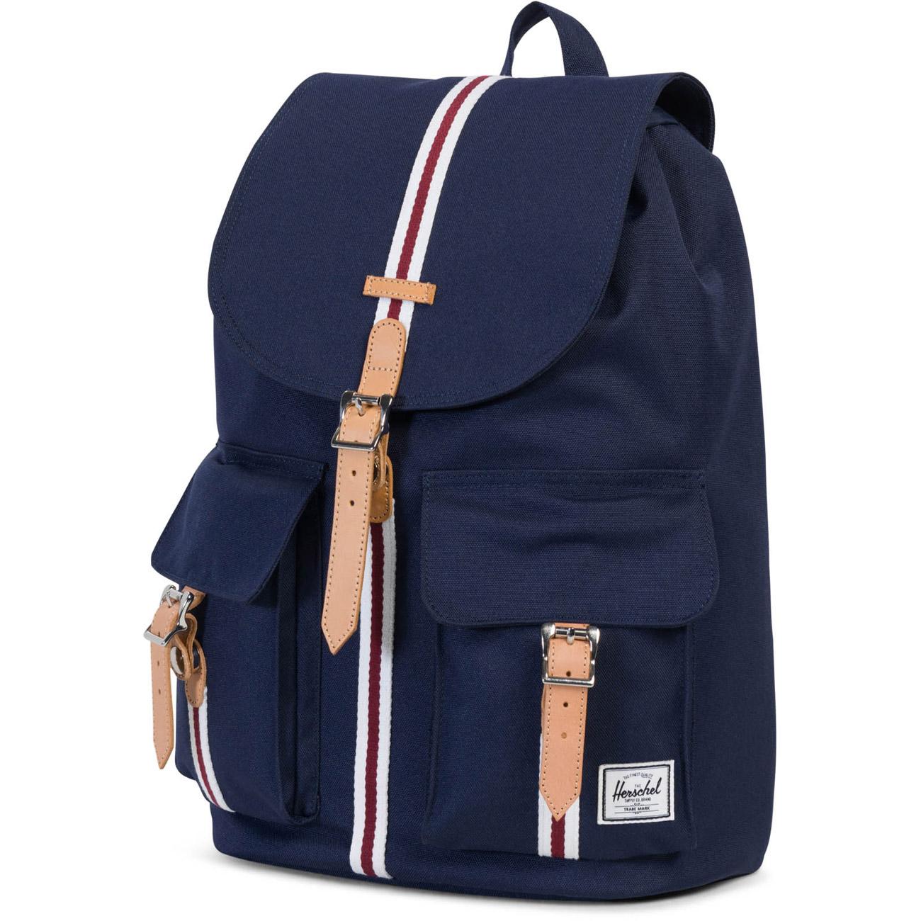 herschel herren rucksack dawson backpack ebay. Black Bedroom Furniture Sets. Home Design Ideas