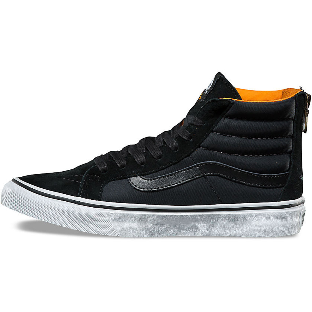 vans herren sneaker ua sk8 hi slim zip ebay. Black Bedroom Furniture Sets. Home Design Ideas