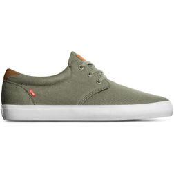 burnt olive canvas