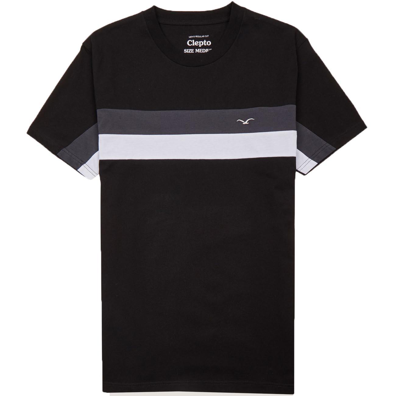 Cleptomanicx Herren T-Shirt Faster