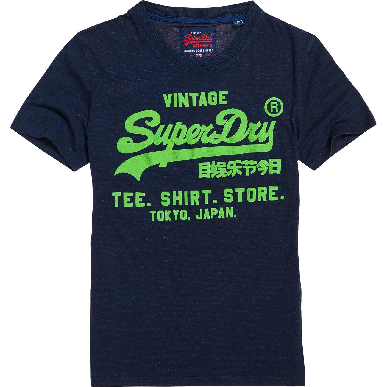superdry herren t shirt shirt shop lite tee. Black Bedroom Furniture Sets. Home Design Ideas